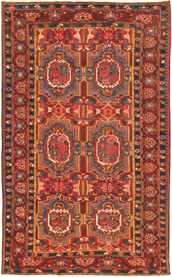 Semi Antique Bakhtiari – 32086