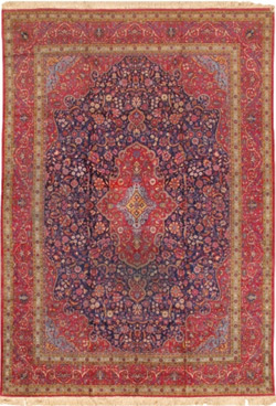 Antique Kashan – 37021