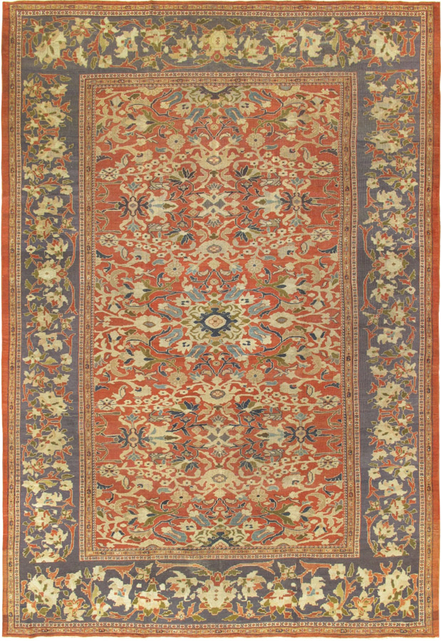 Antique Sultanabad 27092 Pasargad Carpets