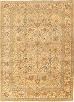 Semi Antique Tabriz – 34423