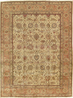Semi Antique Tabriz – 38817